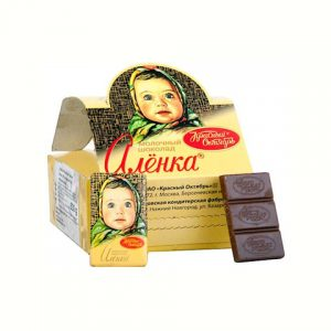 "Čokoladica ""Aljonka"""