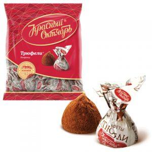 "Čokoladni bomboni ""Trjufel"""