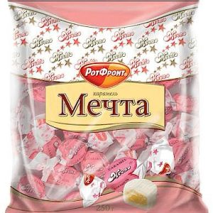 "Karamel bomboni ""Mečta"""