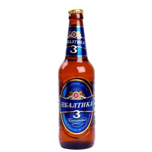 Pivo Baltika 3