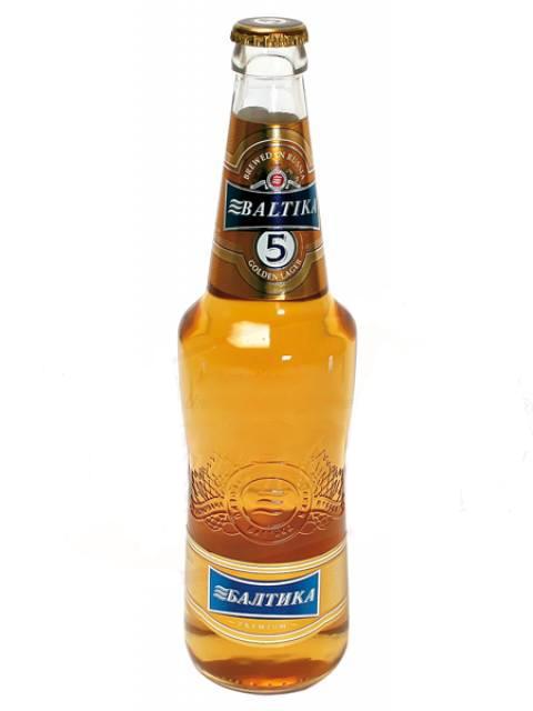 Pivo Baltika 5
