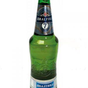 Pivo Baltika 7
