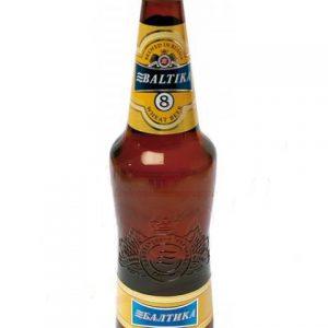 Pivo Baltika 8