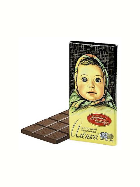 "Čokolada ""Aljonka"""