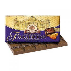 Čokolada Babaevsky sa cijelim bademom