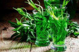 Tarhun bezalkhogolno piće iz Rusije