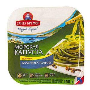 Morski kupus gotova salata Santa Bremor 150g