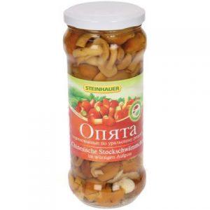 Gljive Puza / Opjata konzervirano povrće