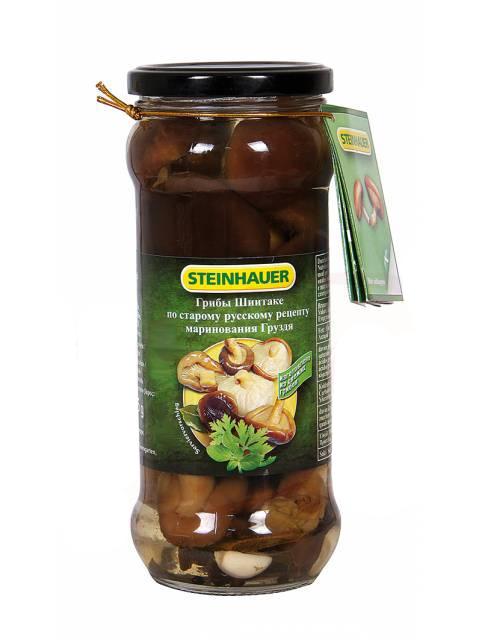 Gljive Šitaka konzervirano povrće