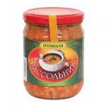 """Juha """"Rasoljnik"""" gotova juha konzervirano povrće"""
