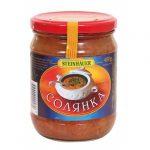 """Juha """"Soljanka"""" gotova juha, konzervirano povrće"""