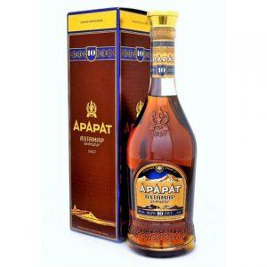 Konjak Ararat star 10 godina