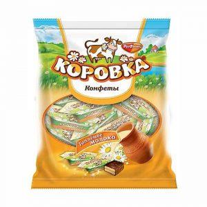 Bomboni «Korovka» mliječni