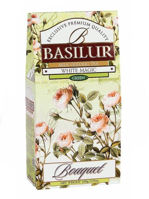 Čaj Basilur zeleni