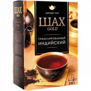 Čaj Šah crni indijski granulat u rinfuzi 230g