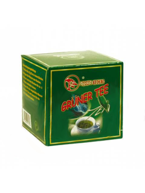 Zeleni čaj u rimfuzi