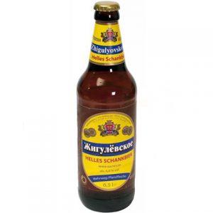 """Pivo """"Žiguljovskoje"""""""