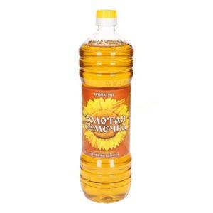 """Suncokretovo ulje nerafinirano """"Zlatna sjemenka"""""""