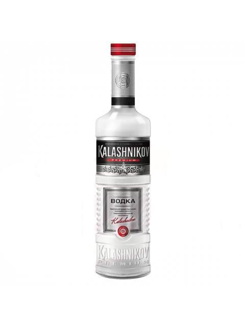 """Votka """"Kalašnikov Premium"""""""