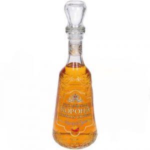 """Votka """"Rossijskaja Korona"""" s medom"""