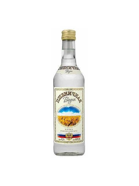 """Votka """"Pšenićnaja"""" 0,5l"""