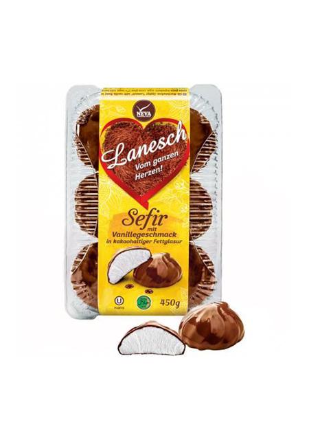 Zefir bijeli u čokoladi