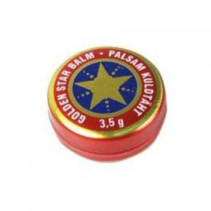 "Balzam ""Golden Star"" s eteričnim uljima 3,5g"