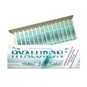 Hijaluronska kiselina 15 ampula