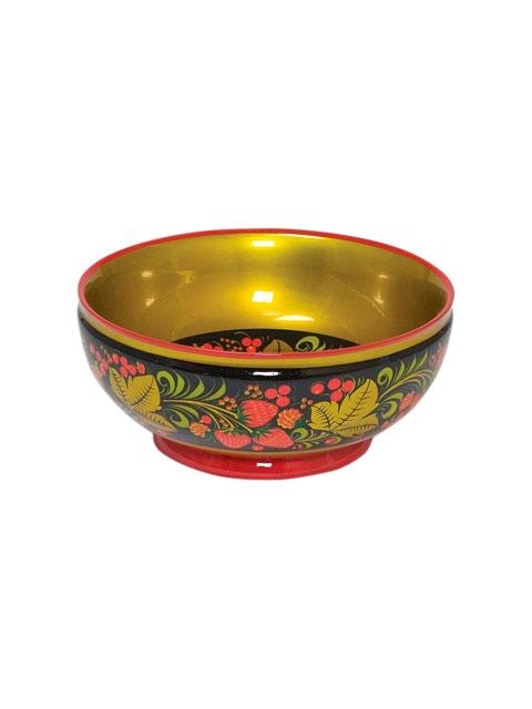 Zdjela suvenir Hohloma