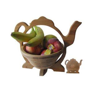 Zdjela za voće od bambusa Kotlić