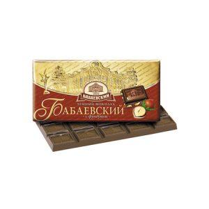Čokolada Babaevsky sa lješnjacima