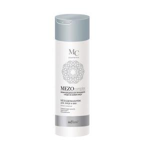Uklanjanje šminke za lice i kapke MEZOcomplex