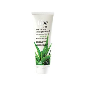 Krema dnevna za lice hidratantna Aloe Vera