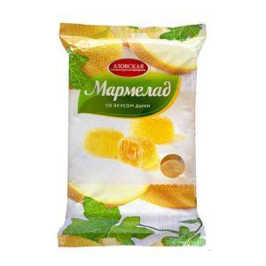 Marmelad sa okusom dinje Azovskaja