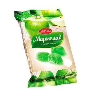 Marmelad sa okusom Jabuke Azovskaja