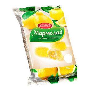Marmelad sa okusom limuna Azovskaja