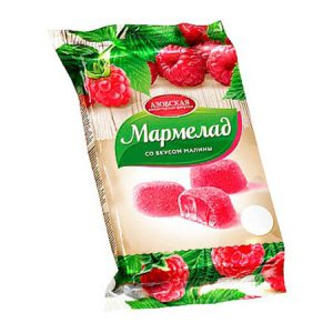 Marmelad sa okusom maline Azovskaja