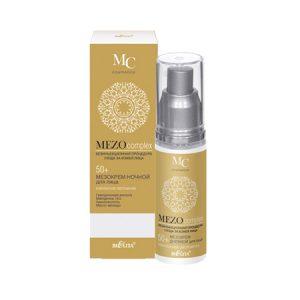Krema noćna za lice Kompleksno pomlađivanje MEZOcomplex