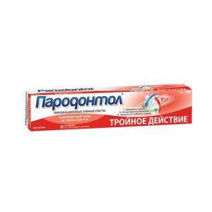Pasta za zube Parodontol trostruko djelovanje