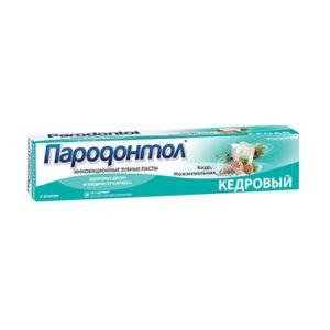 Pasta za zube Parodontol s cedrom