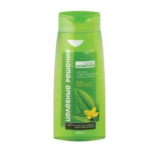 Šampon za masnu kosu i vlasište Celandine i Australski Čajevac