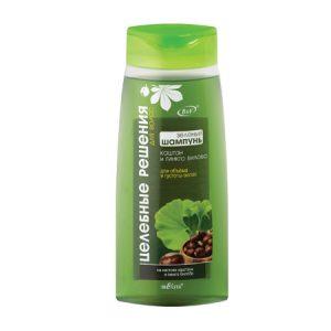 Šampon za volumen i gustoću kose Kesten i ginkgo biloba