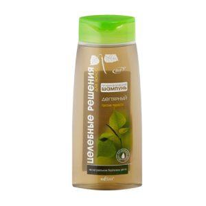 Šampon protiv peruti na bazi katrana profilaktički