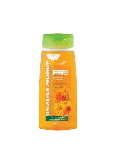 Šampon za liječenje kose i vlasišta Neven i Dvozub