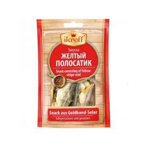 Suha slana riba Žuti polosatik
