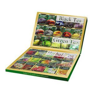 Čaj Greenfield poklon kutija 120 vrećica