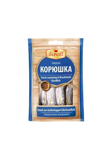 Suha slana riba Korjuška