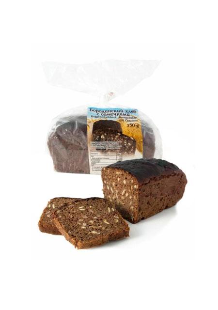Kruh Borodinskij sa sjemenkama