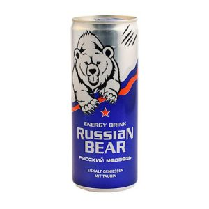 Russian Bear napitak energetski