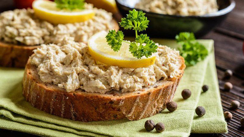 Recept: Pašteta od dimljene ribe
